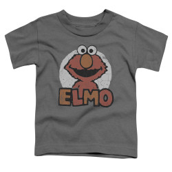 Image for Sesame Street Toddler T-Shirt - Elmo Name