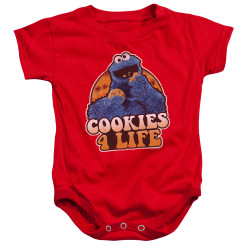 Image for Sesame Street Baby Creeper - Cookies 4 Life