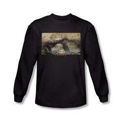 Image for The Hobbit Desolation of Smaug Epic Journey long sleeve T-Shirt