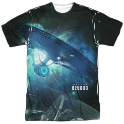Image for Star Trek Beyond T-Shirt - Out There
