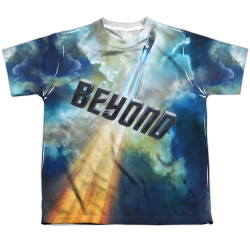 Image for Star Trek Beyond Youth T-Shirt - To the Stars