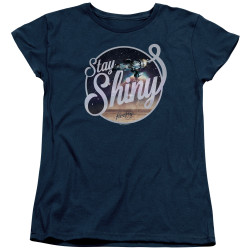 Image for Firefly Womans T-Shirt - Stay Shiny
