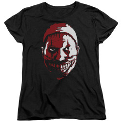 Image for American Horror Story Womans T-Shirt - the Clown