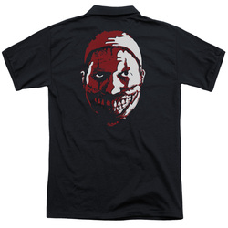 Image Closeup for American Horror Story Polo Shirt - the Clown