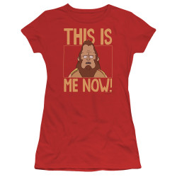 Image for Bob's Burgers Girls T-Shirt - This is Me