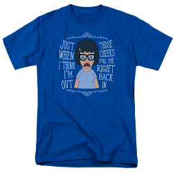 Image for Bob's Burgers T-Shirt - Pull Me In