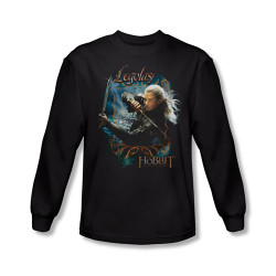 Image for The Hobbit Desolation of Smaug Knives long sleeve T-Shirt