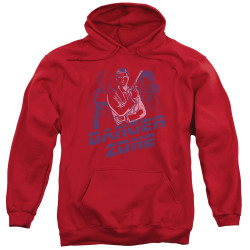 Image for Archer Hoodie - Danger Zone!