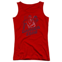 Image for Archer Girls Tank Top - Danger Zone!