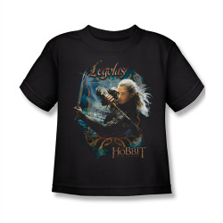 Image for The Hobbit Kids T-Shirt - Desolation of Smaug Knives