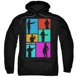 Image for Archer Hoodie - Silhouettes