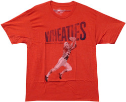 Image Closeup for Classic Wheaties T-Shirt