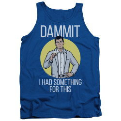 Image for Archer Tank Top - Lost It