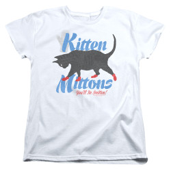 Image for It's Always Sunny in Philadelphia Womans T-Shirt - Kitten Mittons