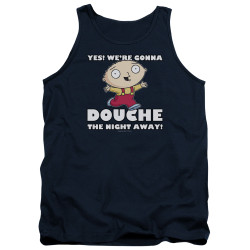Image for Family Guy Tank Top - Douche the Night Away
