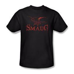 The Hobbit Desolation of Smaug Dragon T-Shirt