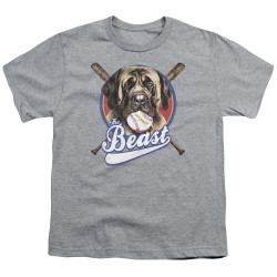 Image for The Sandlot Youth T-Shirt - the Beast