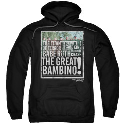 Image for The Sandlot Hoodie - the Great Bambino