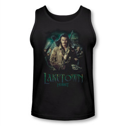 Image for The Hobbit Desolation of Smaug Protector Tank Top