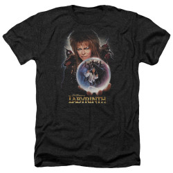 Image for Labyrinth Heather T-Shirt - I Have A Gift