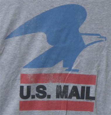 Image for US Post Office Distressed T-Shirt