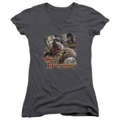 Labyrinth Girls V Neck - Sir Didymus
