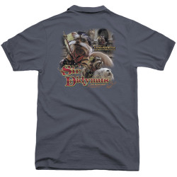 Labyrinth Polo Shirt - Sir Didymus