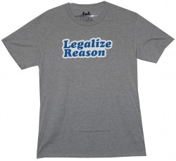 Image Closeup for Legalize Reason T-Shirt