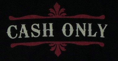 Image for Cash Only T-Shirt