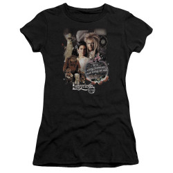 Image for Labyrinth Girls T-Shirt - 25 Years of Magic