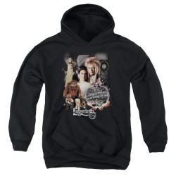 Labyrinth Youth Hoodie - 25 Years of Magic