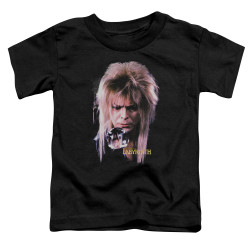 Image for Labyrinth Toddler T-Shirt - Goblin King