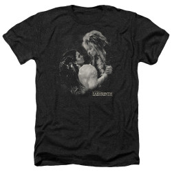 Image for Labyrinth Heather T-Shirt - Dream Dance