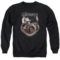 Labyrinth Crewneck - Globes