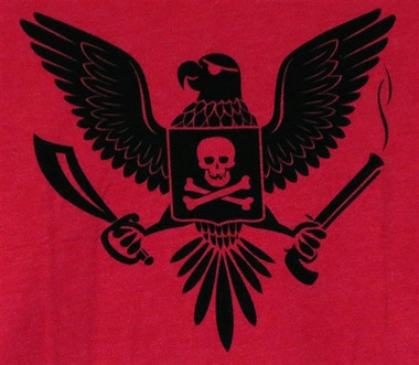 Image for Pirate Seal T-Shirt