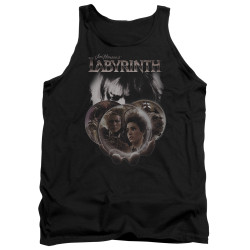 Image for Labyrinth Tank Top - Globes