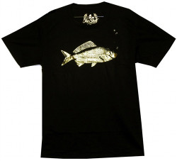 Image Closeup for Goldfish T-Shirt