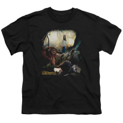 Labyrinth Youth T-Shirt - Sarah & Ludo