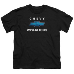 Image for General Motors Youth T-Shirt - We'll Be There