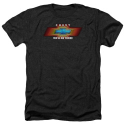 Image for General Motors Heather T-Shirt - We'll Be There TV Spot