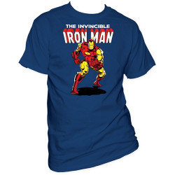 Image for The Invincible Iron Man T-Shirt