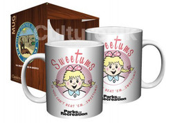 Image for Parks & Rec Sweetums Logo Coffee Mug