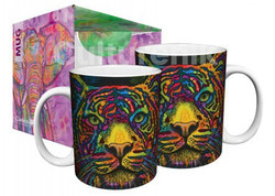 Image for Dean Russo Tiger Coffee Mug