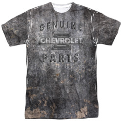 Image for Chevy T-Shirt - Metal Bow Tie