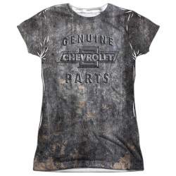 Image for Chevy Girls T-Shirt - Metal Bow Tie