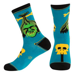 Image for Shrunken Head Socks
