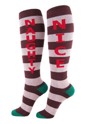 Image for Naughty Nice Socks