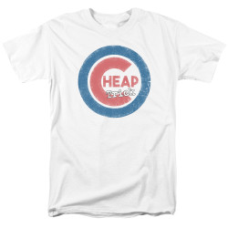 Image for Cheap Trick T-Shirt - Cheap Cub Logo