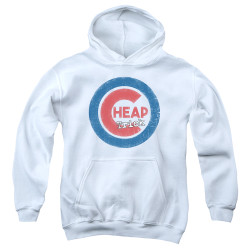 Image for Cheap Trick Youth Hoodie - Cheap Cub Logo