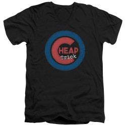 Image for Cheap Trick V Neck T-Shirt - Cheap Cub